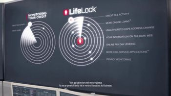 LifeLock TV Spot, 'Running of the Bulls + Starting at $9.99' - Thumbnail 7