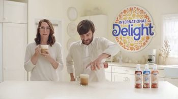 International Delight One Touch Latte TV Spot, 'Sound of Caramel' - 1416 commercial airings