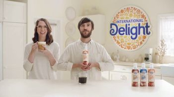 International Delight One Touch Latte TV Spot, 'Sound of Caramel'