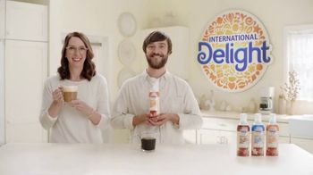 International Delight One Touch Latte TV Spot, 'Sound of Caramel' - Thumbnail 2