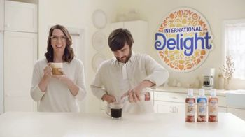 International Delight One Touch Latte TV Spot, 'Sound of Caramel' - Thumbnail 3
