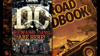 Dick Cepek Tires & Wheels Reward Days TV Spot, 'Time to Save to Go CEPEK'N'