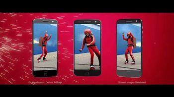 Motorola Moto Z2 Play TV Spot, 'Hellomoto' - Thumbnail 5