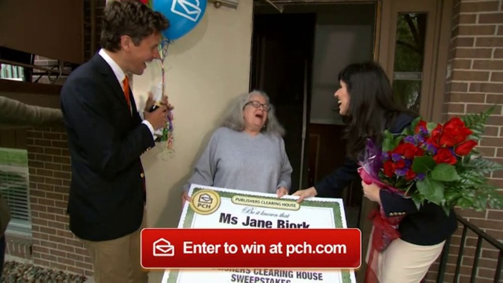 Publishers Clearing House TV Commercial, 'Don't Miss Out A' - Video