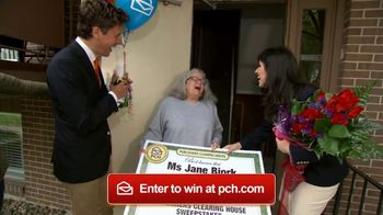 Publishers Clearing House TV Spot, \'Don\'t Miss Out A\'