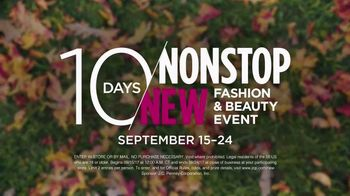 JCPenney 10 Days Nonstop New Fashion & Beauty Event TV Spot, 'Latte' - Thumbnail 5