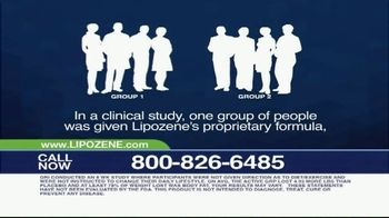 Lipozene TV Spot, 'Clinically Proven to Work' - Thumbnail 7