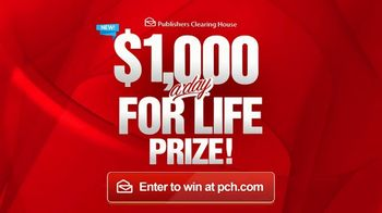 Publishers Clearing House TV Spot, 'Introducing B' - Thumbnail 1