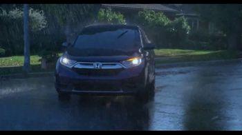 Honda CR-V TV Spot, 'Rain' [T1] - Thumbnail 8
