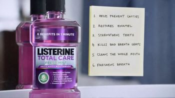 Listerine Total Care TV Spot, 'Total Family' - Thumbnail 10