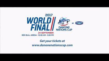 Danone Nations Cup TV Spot, '2017 World Final' Featuring Abby Wambach - Thumbnail 8