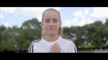 Danone Nations Cup TV Spot, '2017 World Final' Featuring Abby Wambach