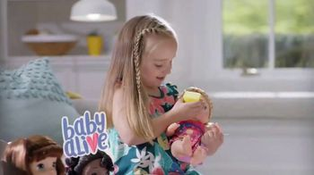 Baby Alive Sweet Tears Baby TV Spot, 'Feel Better'