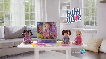 Baby Alive Sweet Tears Baby TV Spot, 'Feel Better' - Thumbnail 9