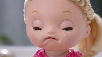 Baby Alive Sweet Tears Baby TV Spot, 'Feel Better' - Thumbnail 4