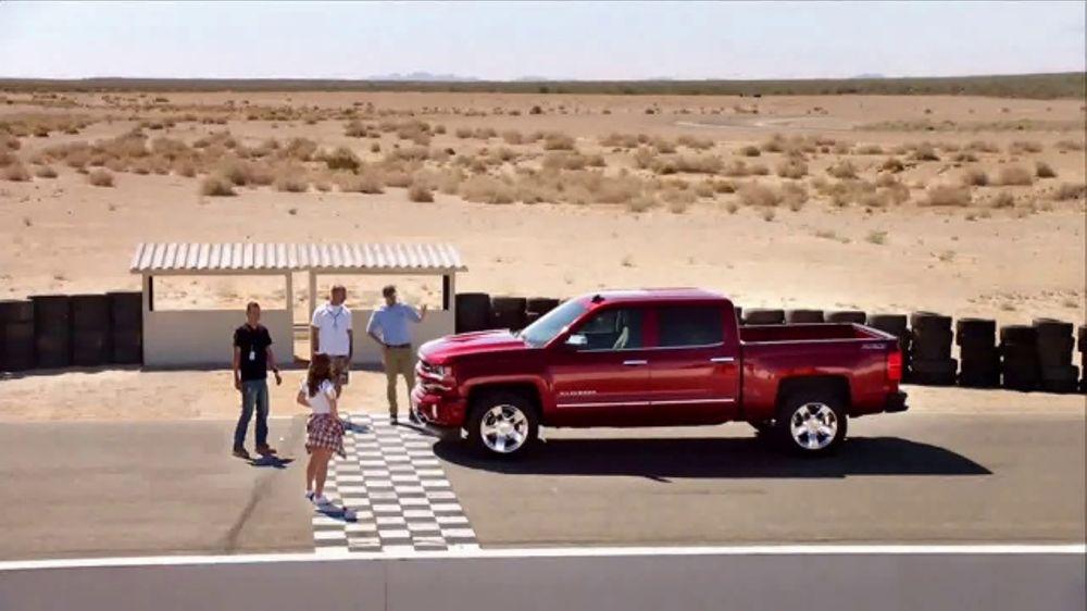 Chevy Silverado Guy >> 2017 Chevrolet Silverado Tv Commercial Chevy Guy T1 Video