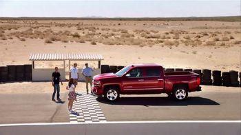 2017 Chevrolet Silverado TV Spot, 'Chevy Guy' [T1]