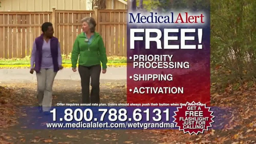 Medical Alert TV Commercial, 'Joan'