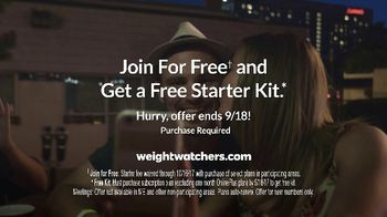 Weight Watchers TV Spot, 'Always up for Anything: Free Starter Kit' - Thumbnail 9