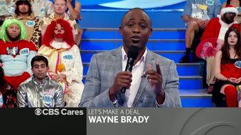 CBS Cares TV Spot, 'Hurricane Harvey Recovery' Featuring Wayne Brady