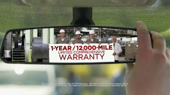 Toyota Certified Used Vehicles TV Spot, 'The Factory Has Your Back' [T2] - Thumbnail 2