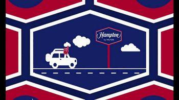 Hampton Inn & Suites TV Spot, 'ESPN: Gear Up'