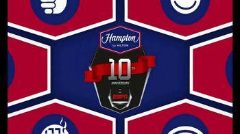 Hampton Inn & Suites TV Spot, 'ESPN: Gear Up' - Thumbnail 2
