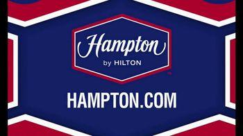 Hampton Inn & Suites TV Spot, 'ESPN: Gear Up' - Thumbnail 9