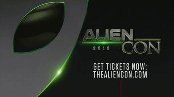 2018 Alien Con TV Spot, 'Unexplained Mysteries' Feat. Giorgio A. Tsoukalos - 85 commercial airings