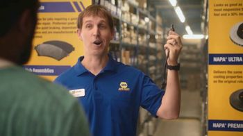 NAPA Auto Parts TV Spot, 'Know How: Superpower' - 154 commercial airings