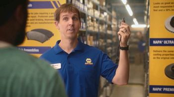 NAPA Auto Parts TV Spot, 'Know How: Superpower' - Thumbnail 6