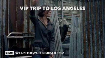 AMC TV Spot, 'We Are The Walking Dead Contest' - Thumbnail 6