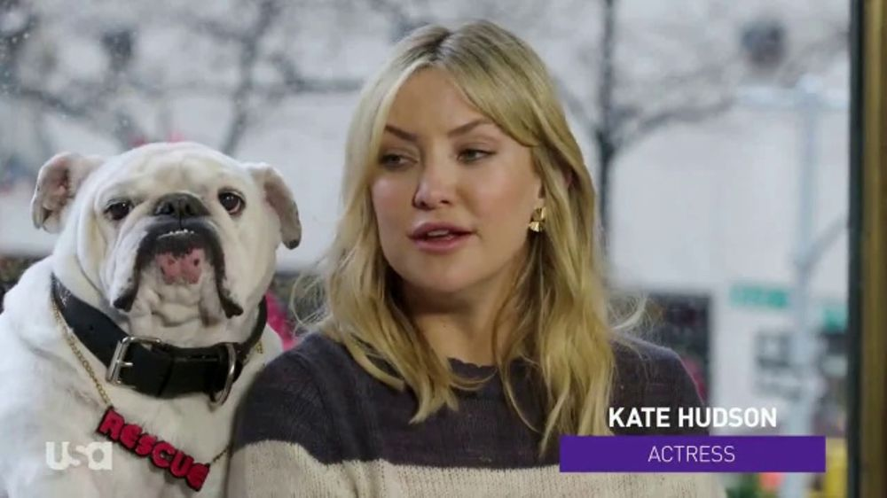 Fabletics.com TV Commercial, 'USA Network: The New Jeans' Featuring Kate Hudson