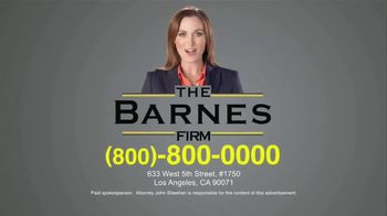 The Barnes Firm TV Spot, 'Injury Compensation' - Thumbnail 5