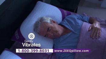 ZEEQ Smart Pillow TV Spot, 'Ultimate Sleep Experience'