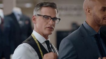 Men's Wearhouse TV Spot, 'The Tailor: Buy One, Get One' - 1079 commercial airings