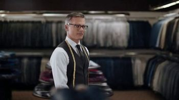 Men's Wearhouse TV Spot, 'The Tailor: Buy One, Get One' - Thumbnail 1