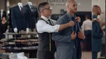 Men's Wearhouse TV Spot, 'The Tailor: Buy One, Get One' - Thumbnail 5
