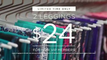 Fabletics.com TV Spot, 'Closet: Leggings for Everything and Everyone' - Thumbnail 6