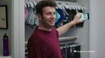 Fabletics.com TV Spot, 'Closet: Leggings for Everything and Everyone' - Thumbnail 3