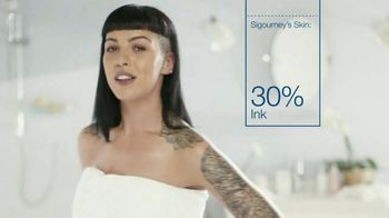 Dove Deep Moisture Body Wash TV Spot, 'Wash Label' - Thumbnail 4