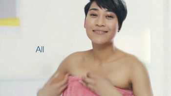 Dove Deep Moisture Body Wash TV Spot, 'Wash Label' - Thumbnail 6