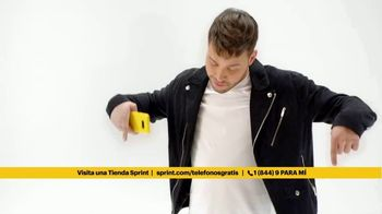 Sprint Unlimited TV Spot, 'Aprovecha: Moto E4' con Prince Royce [Spanish] - Thumbnail 9