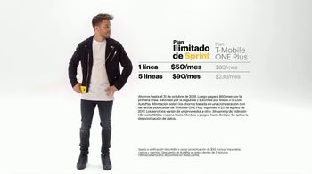 Sprint Unlimited TV Spot, 'Aprovecha: Moto E4' con Prince Royce [Spanish] - Thumbnail 4