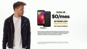 Sprint Unlimited TV Spot, 'Aprovecha: Moto E4' con Prince Royce [Spanish] - Thumbnail 8
