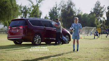 2017 Chrysler Pacifica TV Spot, 'Before Functionality: Fathering' [T2] - Thumbnail 1