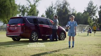 2017 Chrysler Pacifica TV Spot, 'Before Functionality: Fathering' [T2]