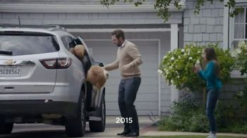 2017 Chrysler Pacifica TV Spot, 'Before Functionality: Fathering' [T2] - Thumbnail 5