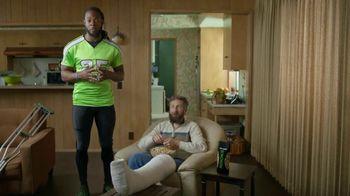 Wonderful Pistachios TV Spot, 'Snackface: Jim' Featuring Richard Sherman - 26 commercial airings