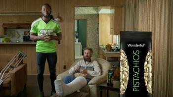 Wonderful Pistachios TV Spot, 'Snackface: Jim' Featuring Richard Sherman - Thumbnail 10